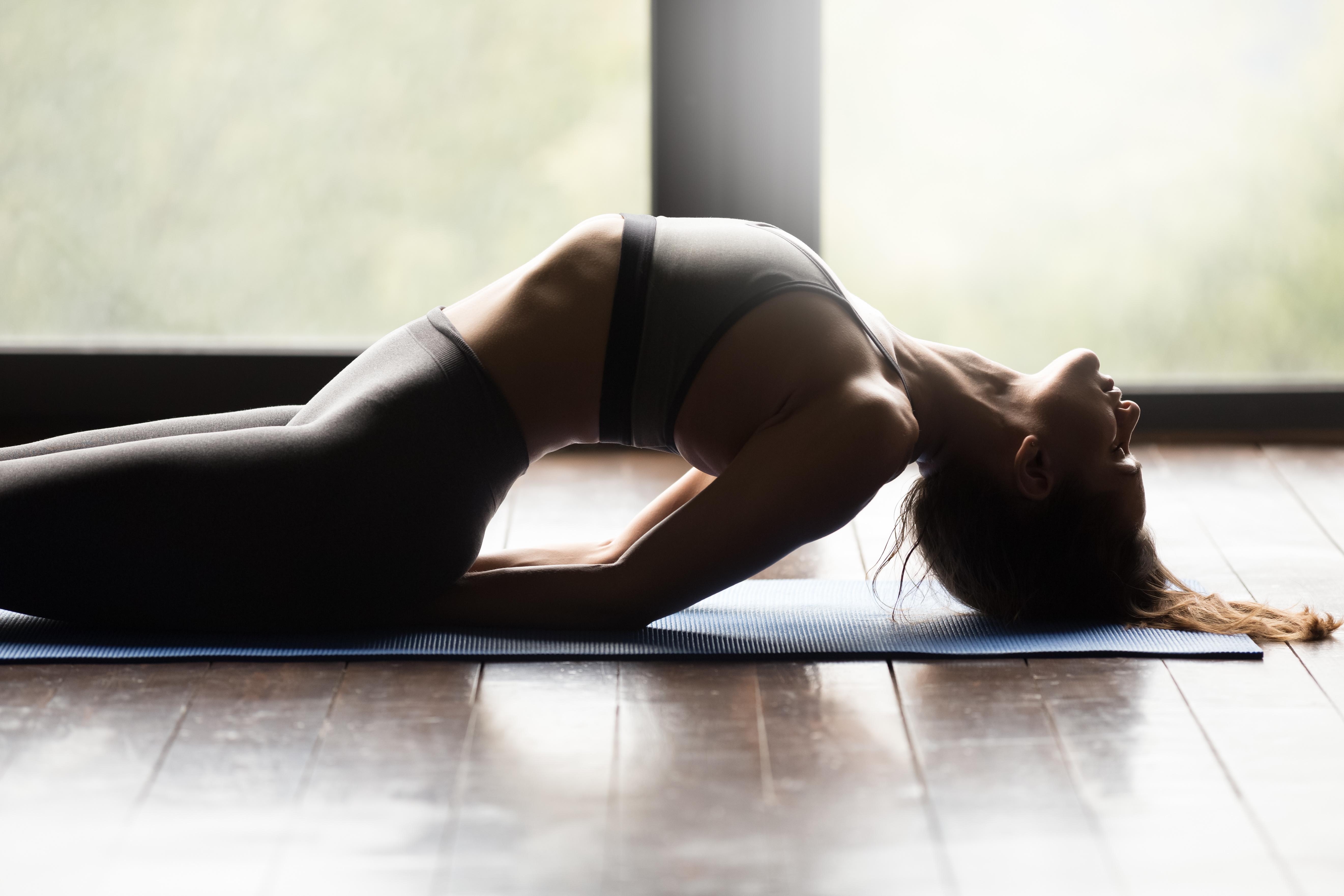 目覚めのYin Yoga