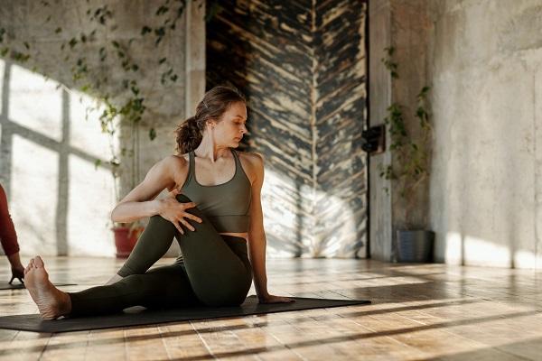 Tune up flow yoga